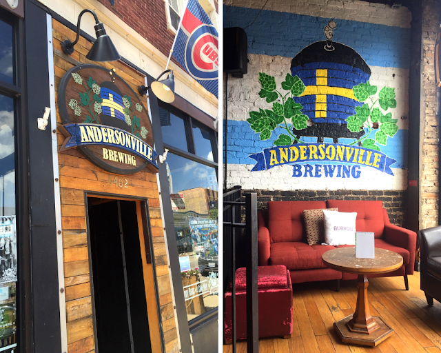 Andersonville Brewing in Chicago