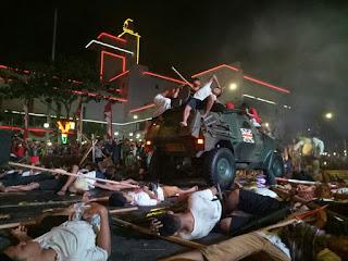 Action Tewas dalam drama Surabaya Membara