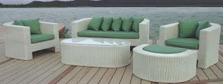 Muebles para Terrazas y Jardines, Decoracion