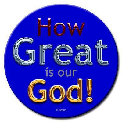 Jesus is Great