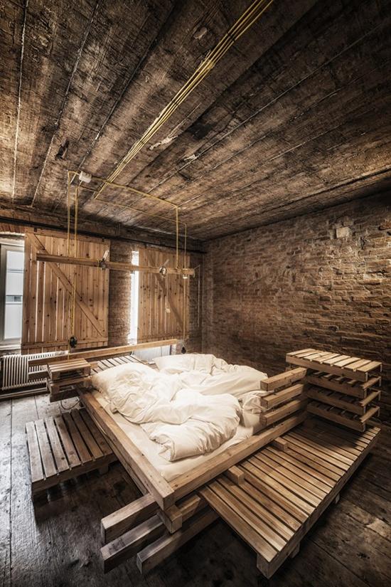 Desain kontemporer Guest Room