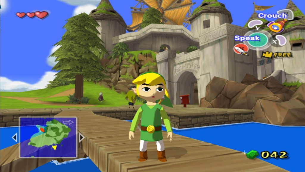 Leave Luck To Heaven: The Legend of Zelda: The Wind Waker