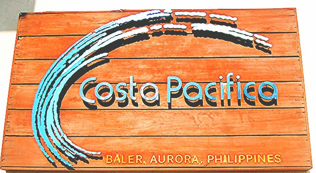 Costa Pacifica: the best luxury resort in Baler
