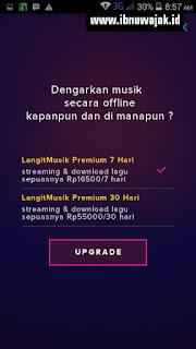 tarif langit musik premium pengguna non telkomsel