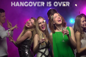Hangover Is Over