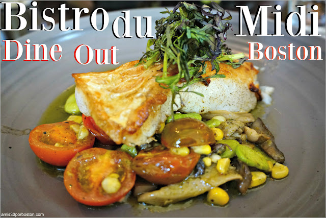 Boston Dine Out Agosto: Bistro Du Midi