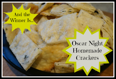 homemade cracker recipe