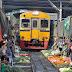 Maeklong Railway Market - Unusual Thai Market That Makes Way For Trains