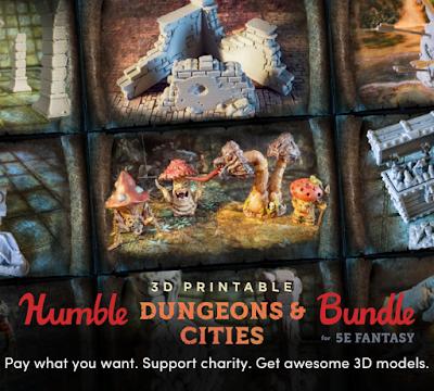 Wargame News and Terrain: Fat Dragon Games: Humble Bundle 3D