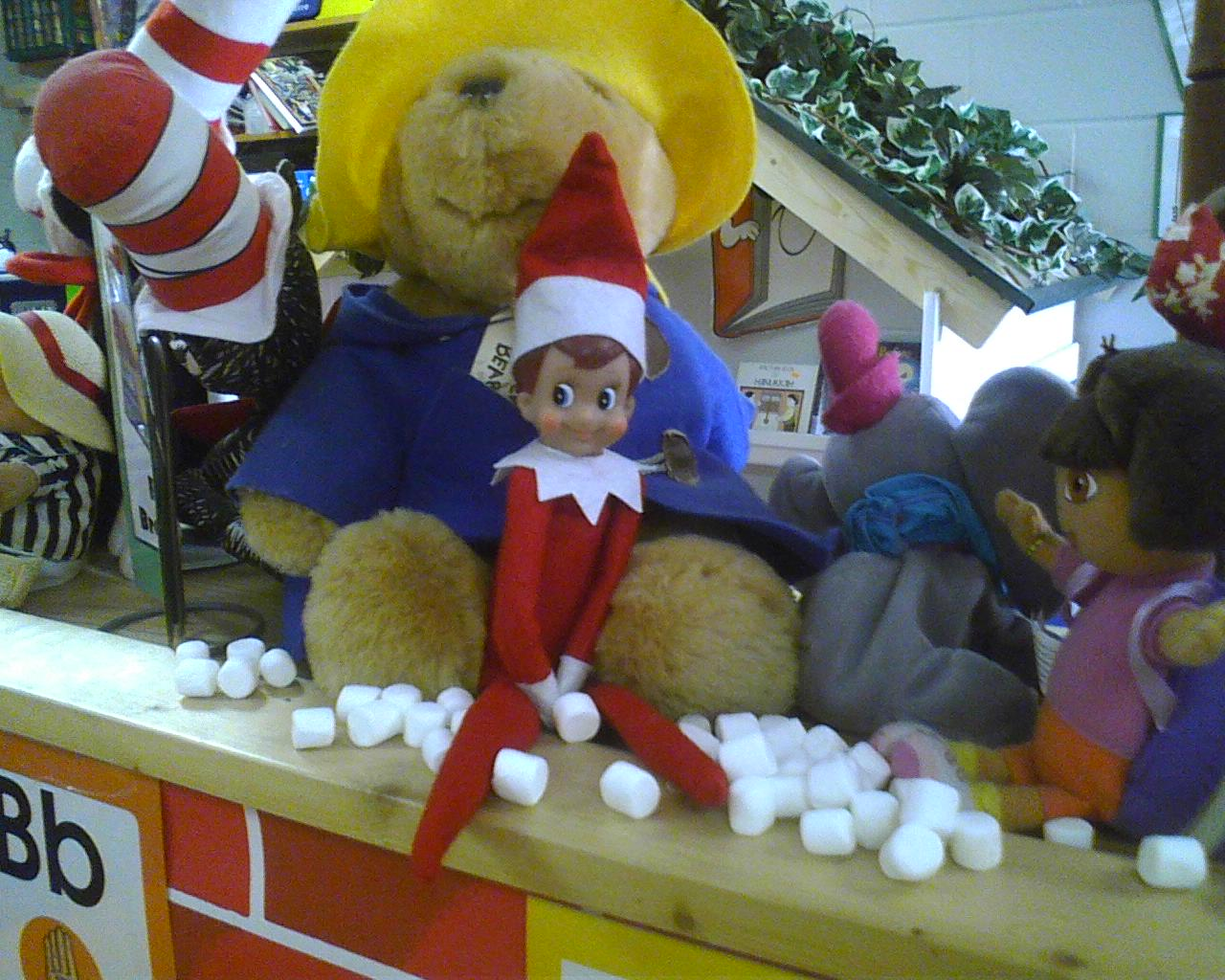 Mrs Lirette39s Learning Detectives Elf in the Classroom