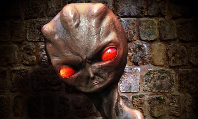 El extraño ser que las hermanas Silva encontraron podría ser un extraterrestre