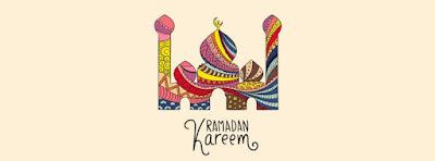 Couverture facebook pour Ramadan