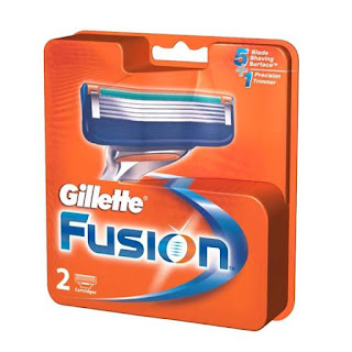 Gillette Fusion Manual Blade