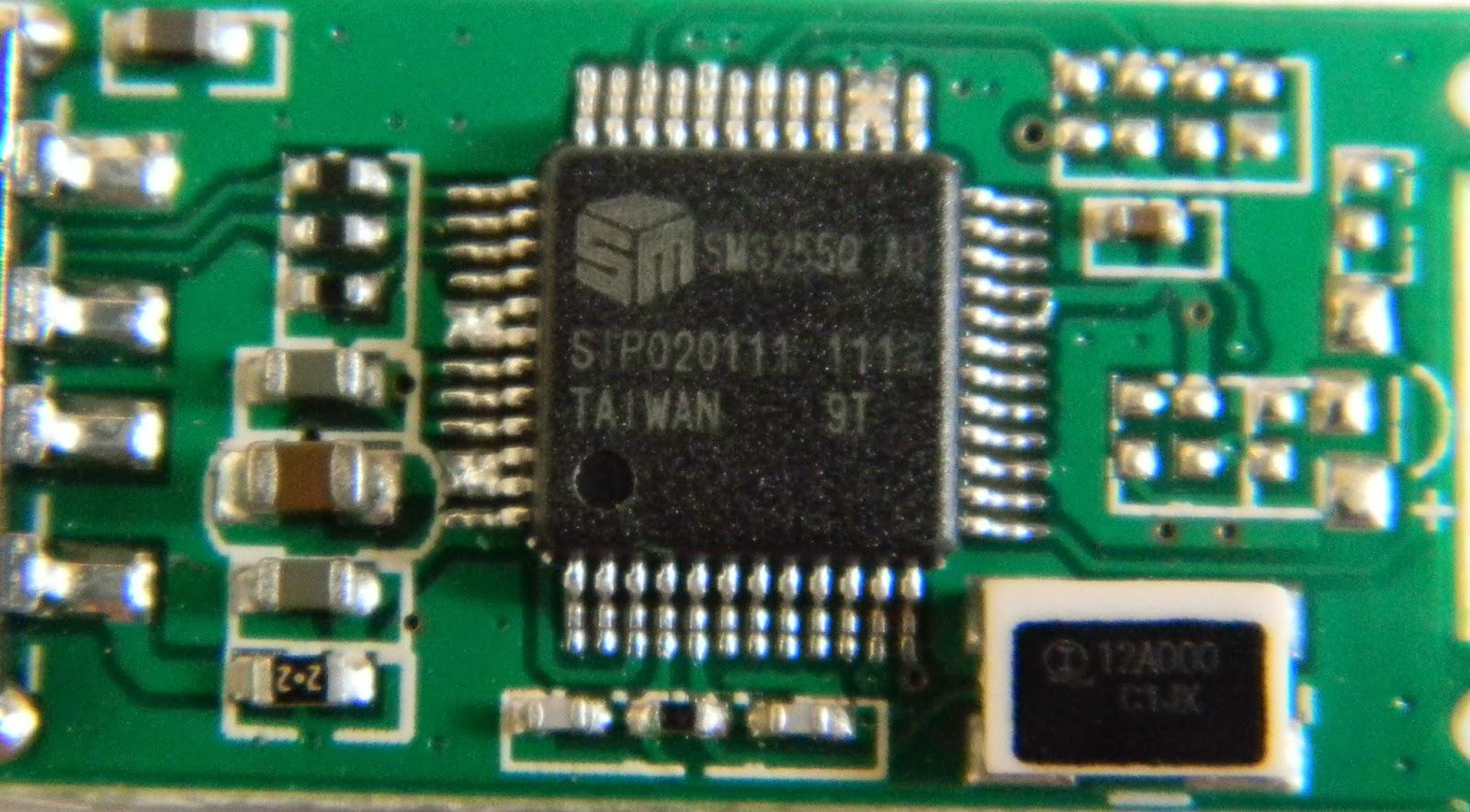 SMI MPTool V2.03 for SM3255EN Recovery