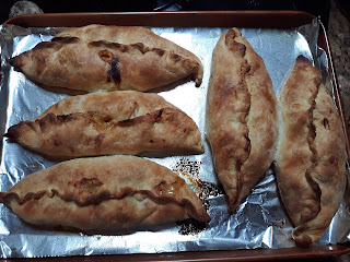Photo of baked pasties