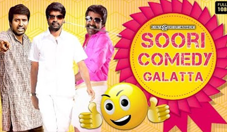 Best Soori – Comedys | Hits Of Soori | Blockbuster, Popular Hits | Soori Comedy Galatta