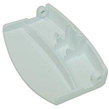 AEG 1108254002 - Tirador de puerta para lavadora AEG Lavamat Electrolux EWF (pieza de repuesto original)