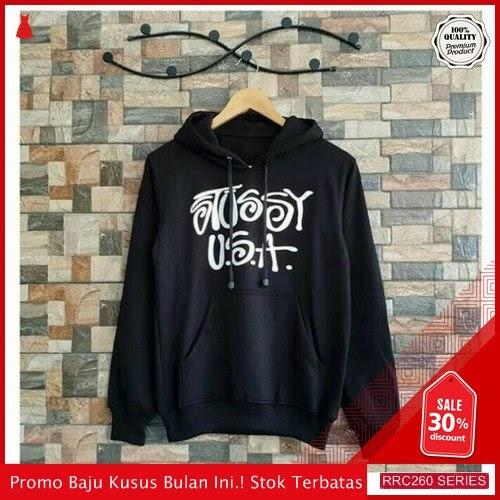 RRC260S56 Sweater Wanita Hodie Stasi Usa Black Wanita BMGShop