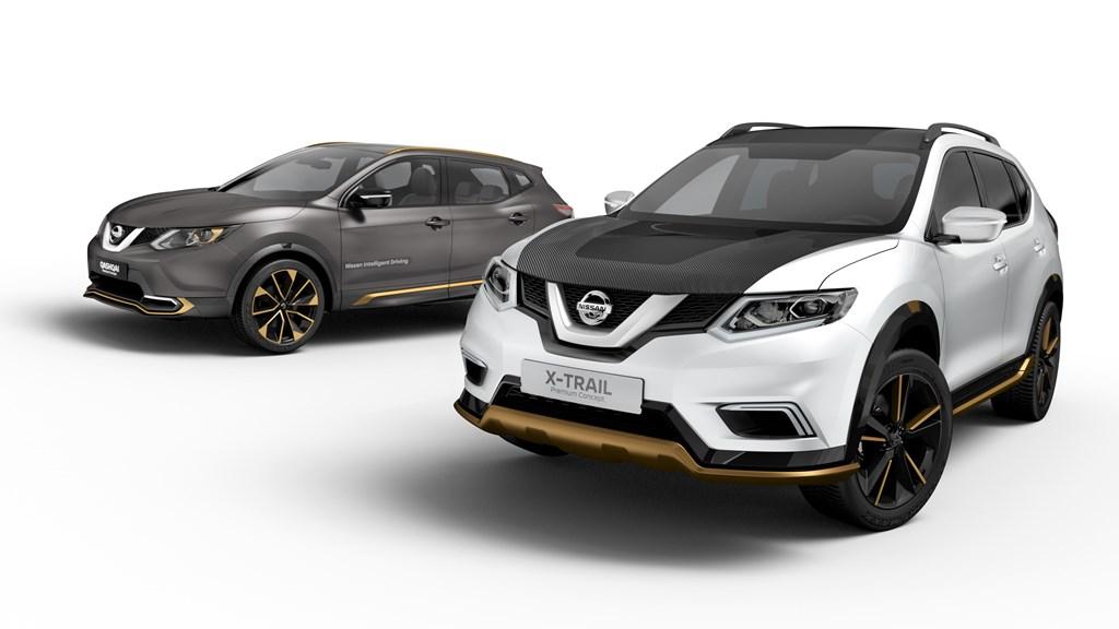 142851 1 5 rs H Nissan θα παρουσιάσει στο Σαλόνι της Γενεύης το QASHQAI και X-TRAIL σε πολυτελείς εκδόσεις