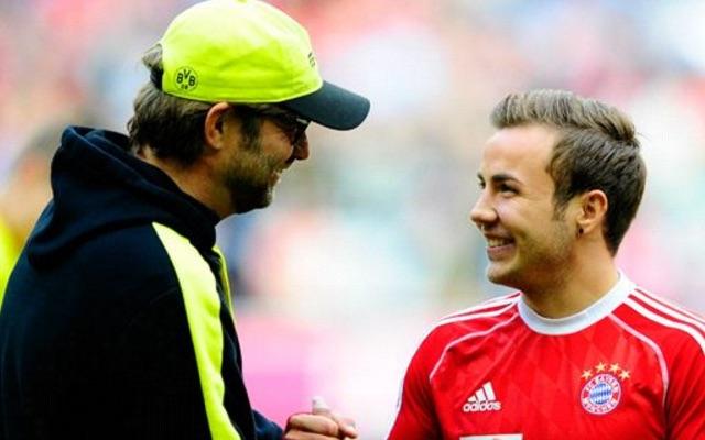 Bayern Pastikan Gotze Tak Hengkang ke Liverpool