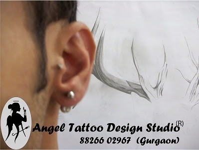 Earlobe Piercing in Gurgaon