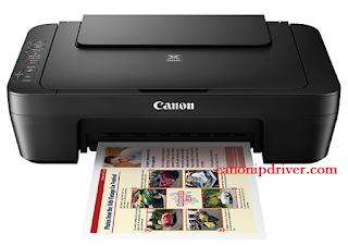 Canon PIXMA MG3080 Driver Download
