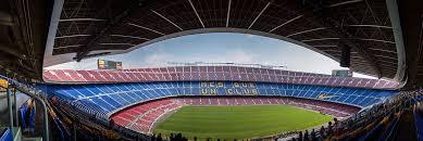 Camp Nou 5 Stadion Termewah Di Dunia