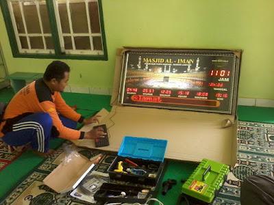 Alamat Dan Nomor Telepon Toko Jam Digital Masjid Di Lampung