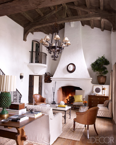 Ojai Retreat Balcony Room: The Polished Pebble: Lets Take A Walk: Reese Witherspoon's