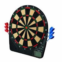 Franklin Sports FS1500 Electronic Dartboard