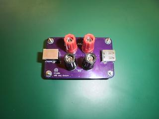 Placa de teste PTUSB1.