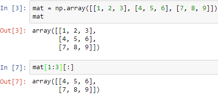 Data Science & Machine Learning - 3 4 NumPy Array Indexing ~ Coding