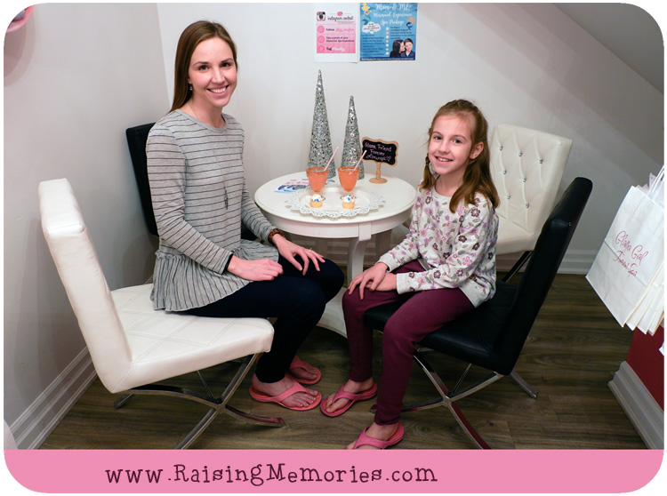 Glama Gal Tween Spa Toronto Blog Review