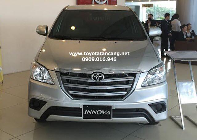 toyota innova 2015 toyota tan cang 3 -  - Đánh giá chi tiết Toyota Innova E 2015 - Chiếc xe đa dụng đáng mơ ước của người Việt