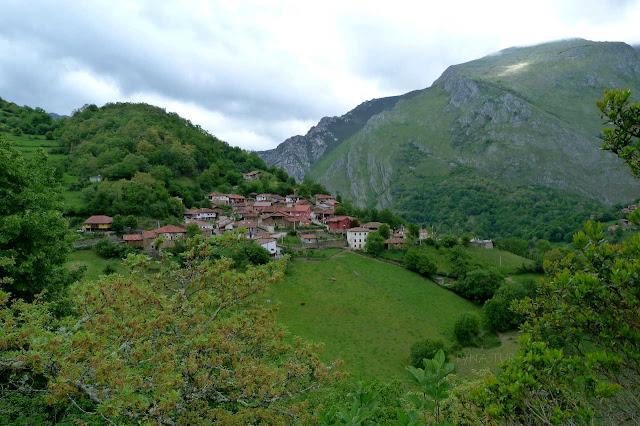 Abiegos - Ponga - Asturias