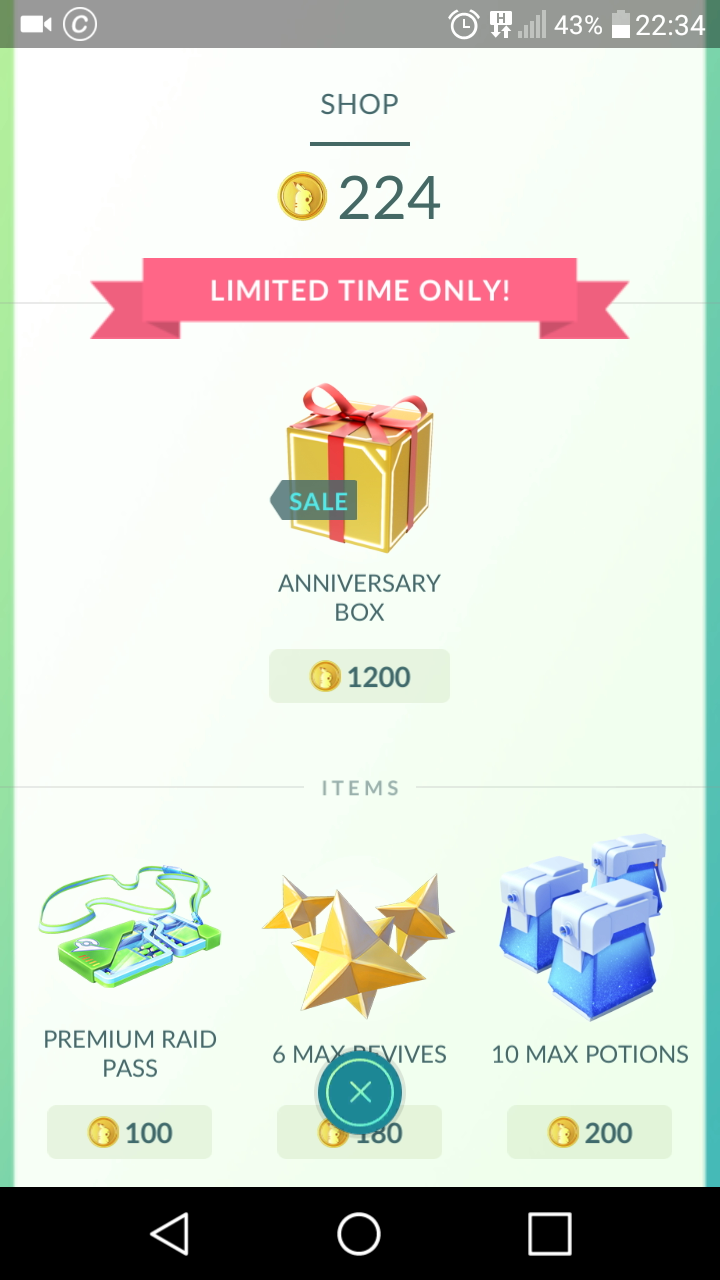 Pokemon Go Event Na 1 Urodziny Pokemon Go