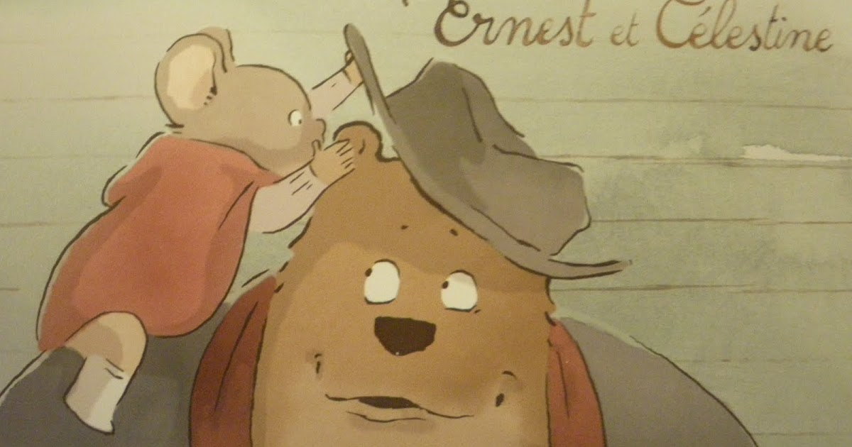 ernest et celestine 2012 french brrip xvid-fusion subtitles