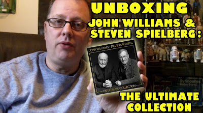 Unboxing  John Williams & Steven Spielberg: The Ultimate Collection