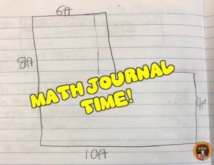 Using a math journal