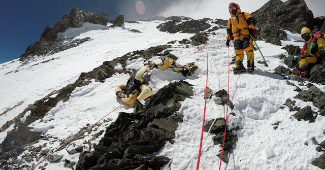 Glaciers are melting rapidly, dead body of mountaineers starts comes out who died many years ago