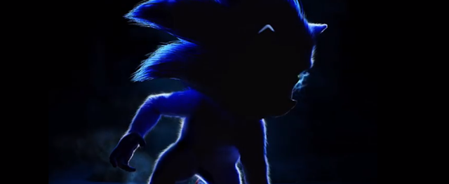 Sonic filme 2019