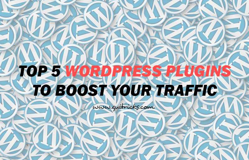 Wordpress Plugins To Boost Your Website Traffic