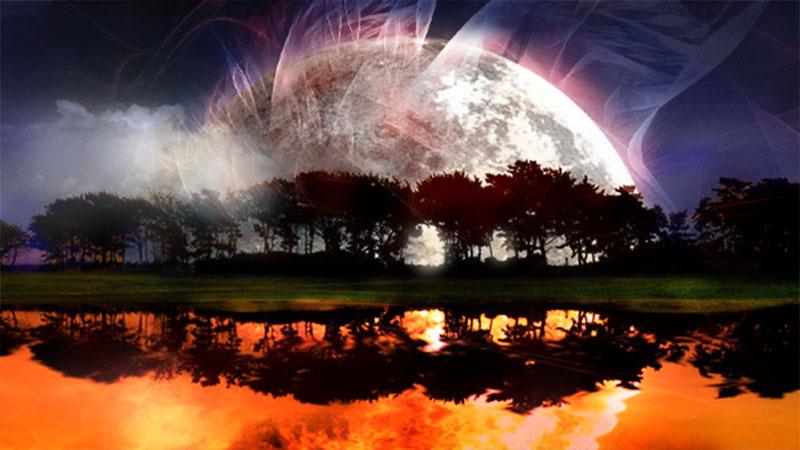 Energía lunar