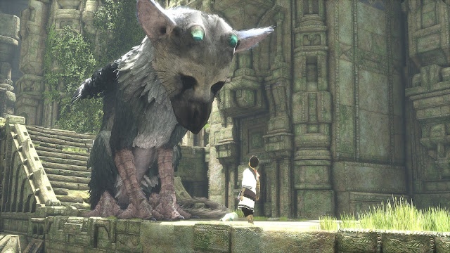 Se suben 9 minutos inéditos de The Last Guardian