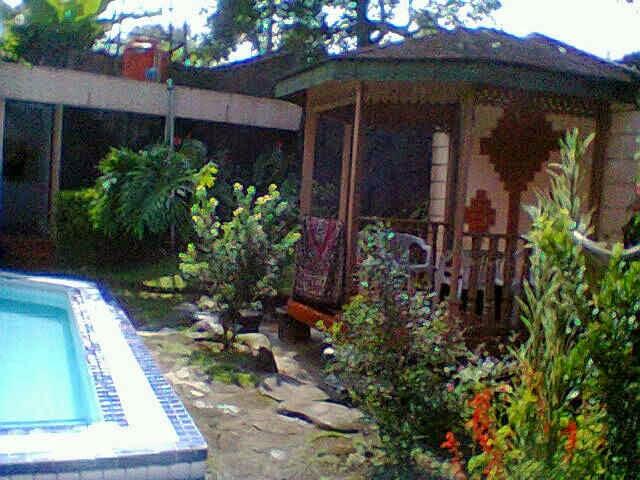 VILLA DIPUNCAK DISEWAKAN FASILITAS LENGKAP ADA KOLAM RENANG - VILLA 0139