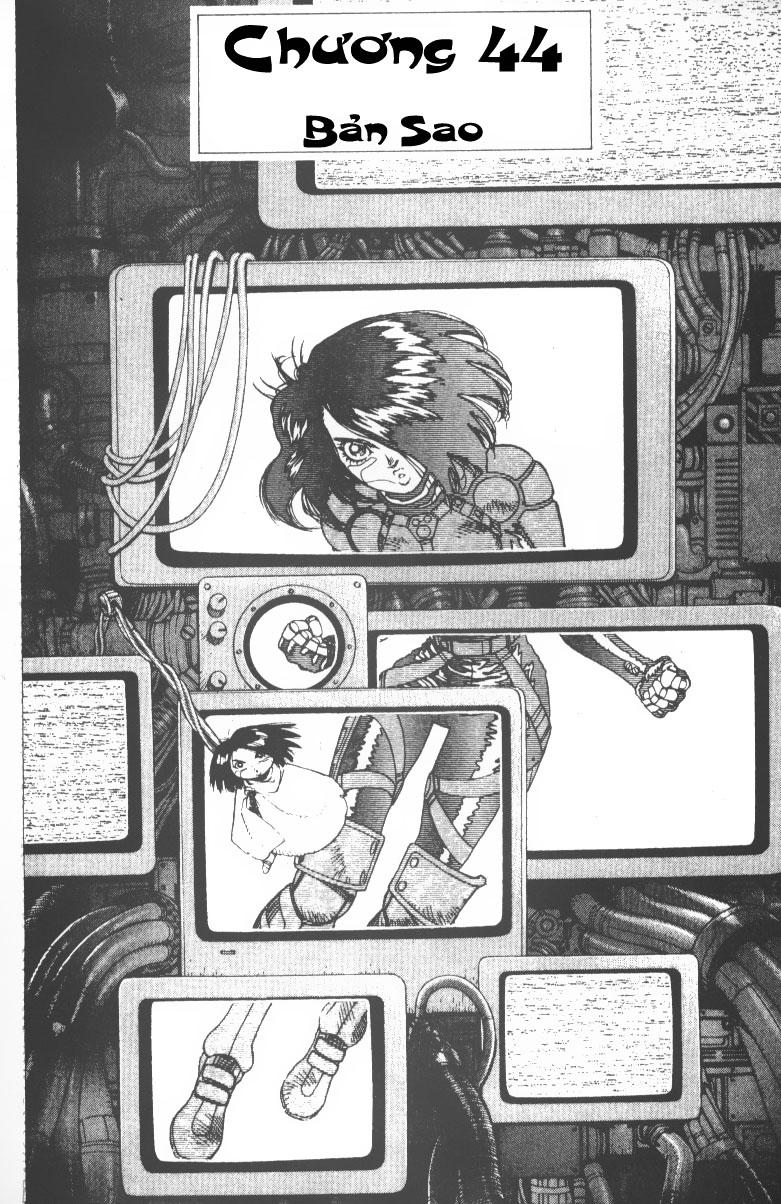 Battle Angel Alita chapter 44 trang 2
