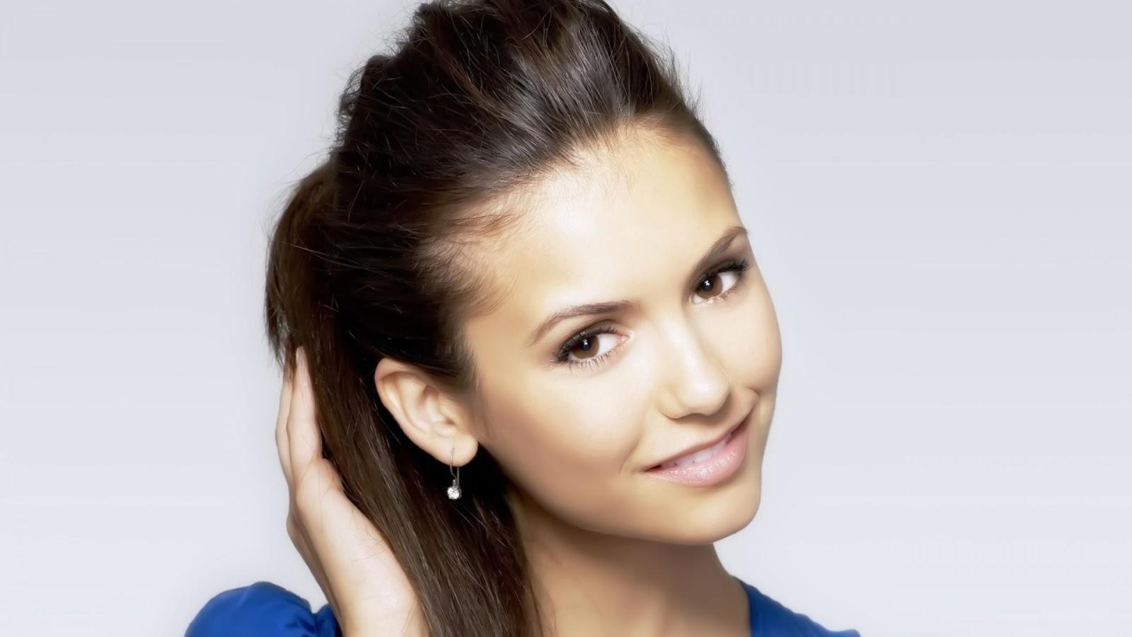 Download Popular Wallpapers 5 Stars Nina Dobrev Hd