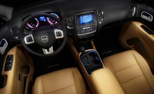 2017 Dodge Durango Srt8