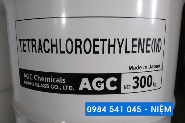 Dung môi Perchloroehthylene (PCE)
