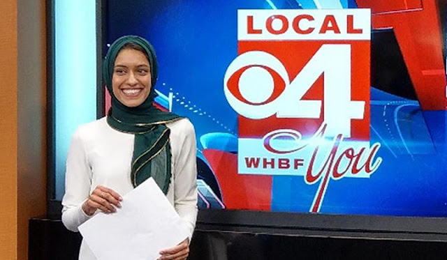Pertama Dalam Sejarah, Reporter TV Amerika Serikat Pakai Jilbab